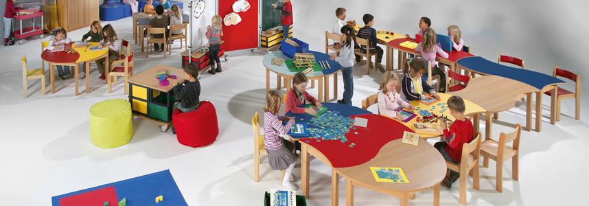 Basisonderwijs for Meubilair basisonderwijs