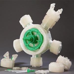 3D en 2D Machines