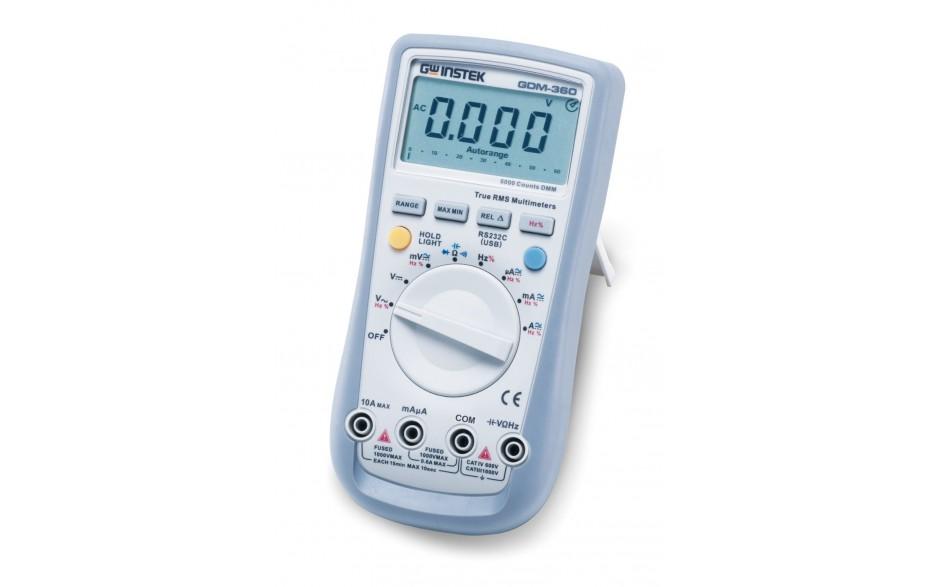 GW Instek GDM-360 Digitale Multimeter