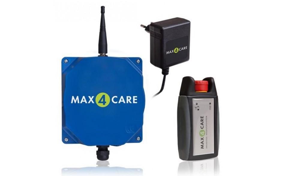 Max4Care; Hét draadloze noodstop-syteem!