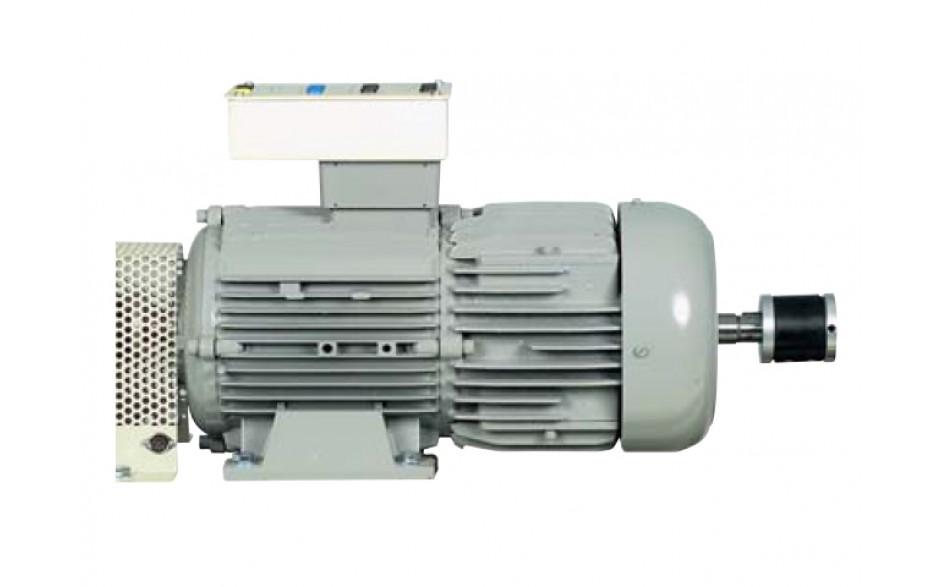 3-fasen A-synchrone sleepring motor