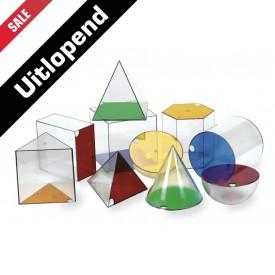 Jumbo geometrische vormen