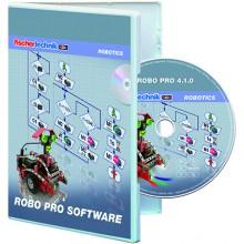 Fischertechnik 93296 ROBO Pro Software (School licentie)