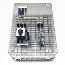Draaistroommotor op 1 fase
