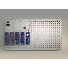 Basis Elektrotechniek paneel (LC) - Basiskennis Elektrotechniek