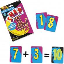 Snap it up ''optellen en aftrekken'' kaartspel