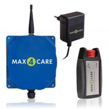 T2-IG-230V-EXCL | MAX4CARE basis (excl. sirene/alarmbox)