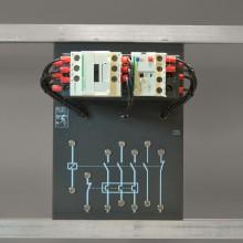 3-polige elektromagn. schakelaar