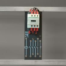 3-polige magneetschakelaar met 2 hulpcontacten