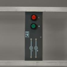 2 signaallampen (rood en groen)