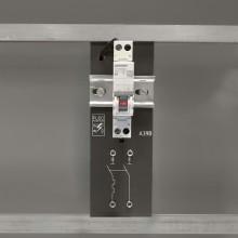 Enkelvoudige zekeringautomaat