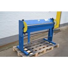 OCC-19-016   GEBRUIKTE  ZETBANK 3622 JORG L1300mm x 2,0mm ST MET LAAG VAST ZETMES