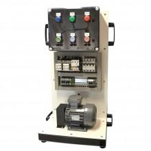 Storingsimulator draaistroommotor, 3-fase 24V