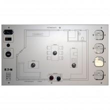 xComfort Domotica paneel Eaton DIN A4, incl. lesmateriaal en ingebouwde dongle