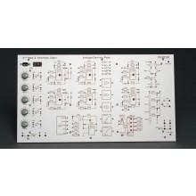 Analoge Elektronica Paneel