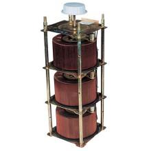 3-fasen variac, zonder behuizing, 0 - 450 V - 20 A - 15,6 kVA