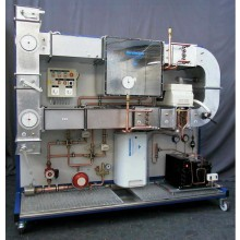 Model Lab Airco systeem