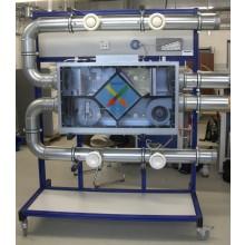 Compact model gecontroleerde woonruimte ventilatie