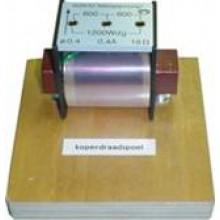 Magneetspoel set bestaande uit: