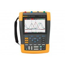 Fluke 190-104S Digitale Oscilloscoop, 100 MHz, 4-kanaals