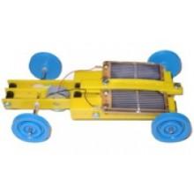 Zonnecelwagen