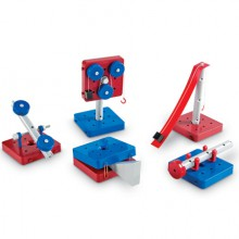 "Bouwset mechanische proeven ""simple machines"""
