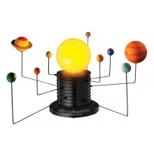 Gemotoriseerd Solarsysteem