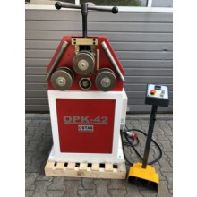 OPK-42-DIG | Gemotoriseerde profielbuigmachine met digitale uitlezing