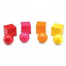 Magnetische 3D vormen