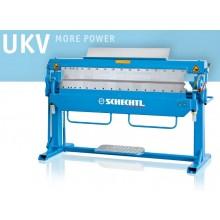 UKV 100/S Schechtl UKV 100/S vingerzetbank 1000x2,0mm