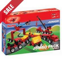 "16551 Fischertechnik ""Starter JUMBO Pack"""