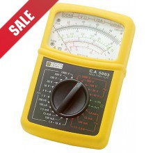 C.A 5003 Analoge Multimeter