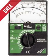 GMC Metramax 3 Analoge Multimeter