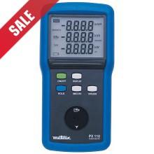 Metrix PX 110 Digitale Wattmeter, 1-fase