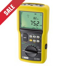 C.A 6030 RCD Tester