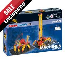 """500882 Fischertechnik """"PROFI Da Vinci Machines"""""""