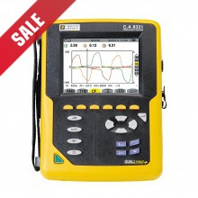 C.A. 8331 Qualistar+ Netwerk analyzer