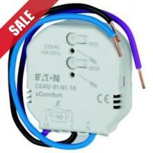 Eaton xComfort Schakelactor+ing.+energie 10A/230VAC CSAU-01/01-10IE