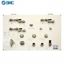 SIP-TM1 - Paneel met pneumatische componenten