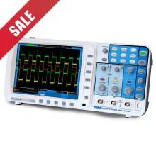 PeakTech 1255 Digitale Oscilloscoop, 100 MHz, 2-kanaals