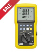 C.A 8220 Power / Motor Maintenance Analyzer