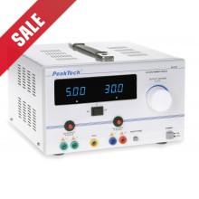 P 6120 - Digitale Voeding AC/DC 0 - 30 V/5 A