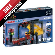 """91083 Fischertechnik """"PROFI E-Tec"""""""