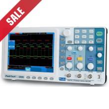 PeakTech 1265 Digitale Oscilloscoop, 30 MHz, 2-kanaals